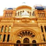 【世界の街角】オーストラリア・シドニーにある美しいショッピングセンター「クイーン・ビクトリア・ビルディング(Queen Victoria Building(QVB))」