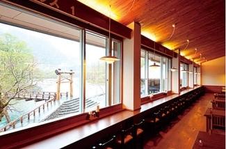 五千尺キッチン(旧河童食堂)