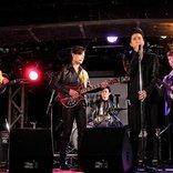 A.B.C-Z戸塚祥太、加藤和樹らが『BACKBEAT』製作発表でビートルズの楽曲を生演奏!