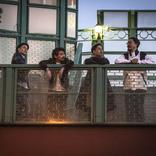 "ATOM ON SPHERE 7年ぶりアルバムに注ぎ込まれた情熱、""楽しむこと""を実現する4人の瞬発力と結束力"