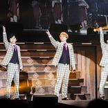 稲垣吾郎、草彅剛、香取慎吾 初のファンミーティング全公演終了「こんなに早くステージに立って皆さんの前で歌える日がくるとは想像していませんでした」