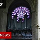 火事になる前のノートルダム大聖堂の内外を360度動画で飛んでみよう
