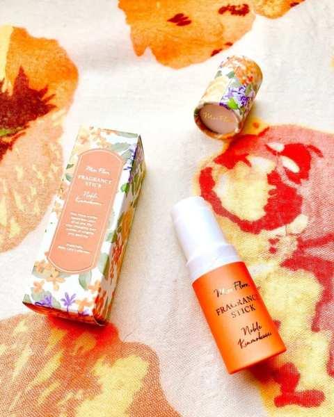 フランフラン ミスフローラ フレグランススティック オレンジ(ノーブル キンモクセイ)