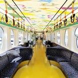 「ディズニー・イースター・ライナー」で電車の中でもイースター気分!