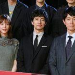 西島秀俊「ついに日本映画もここまで来たか」 佐々木蔵之介「オファーを受けて、怖いと思った」