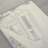 スターフライヤー、ゼンリンの地図モチーフのオリジナルメモパット発売