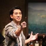 岡本健一、三浦翔平の芝居に感嘆 「若いエネルギーにあふれている」