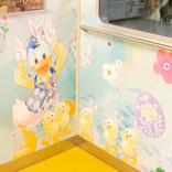 【TDR】うさたま・うさピヨが1度に楽しめる! ディズニーリゾートラインのイースター