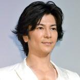 武田真治、結婚を前提にした彼女の存在を告白 「今から結婚して…」と未来を想像