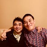 ピエール瀧と石野卓球が笑顔! 家族もラジオチームも薬物依存からの回復サポート