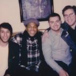"""14 Issue : Isaiah J.Thompson Quartet """"人間性が一番コアにあることがとても大切"""""""