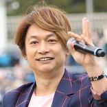 """あふれる""""SMAP愛""""! 香取慎吾の久々地上波出演は『サントリー』のおかげ?"""