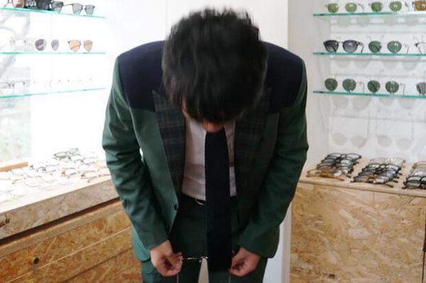 ミキ メガネ 眼鏡 ファッション お笑い 芸能人 上方漫才 タウンワーク townwork