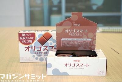 チョコレート オリゴ 糖