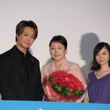 TAKAHIRO、松坂慶子をエスコートし笑顔「ジェントルマンなんで」