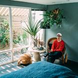 台湾の家と暮らし[2] 植物好きクリエイター男子が住む、広々テラスの贅沢屋上ワンルーム in台北