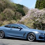 BMW 8シリーズクーペ M850i xDrive (AWD/8AT)ジェントルにさりげなく【試乗記】