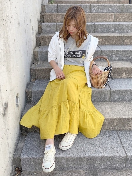 春スカート6