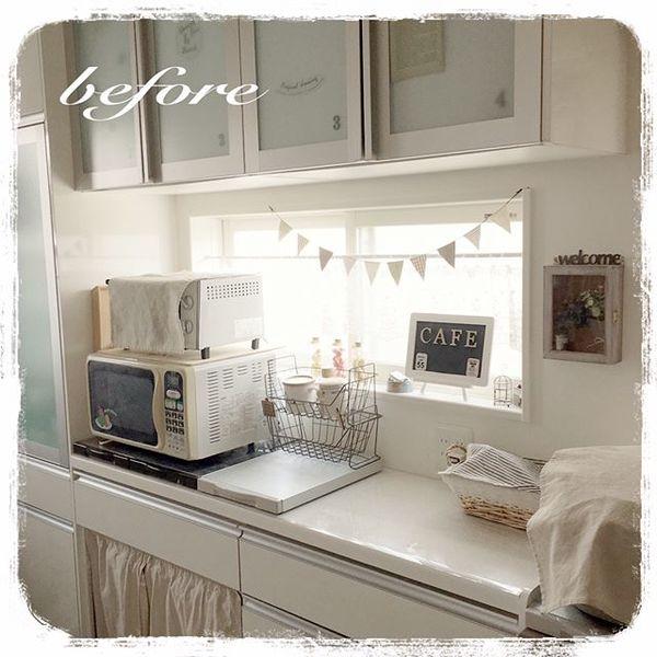 キッチン家電 設置10