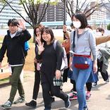 ピンクリボンウオーク2019開催 乳がん公表 タレント(元SKE48)矢方美紀さんも参加