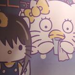 仰げば尊し推しの影!「銀魂×Sanrio charactersカフェ」に潜入