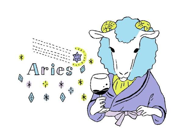 牡羊座(3月21日~4月19日)