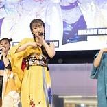 夏焼雅を擁するダンス&ボーカルグループ、PINK CRES.が1stシングル発売&記念イベント開催