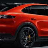 心臓部はランボルギーニ製。ポルシェ カイエンクーペに最強「GT5」設定の噂!