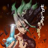TVアニメ 『Dr.STONE』スイカのキャラクター設定画解禁! キャスト情報&コメントも到着