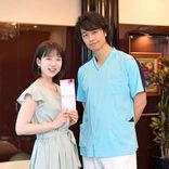 斎藤工、弘中綾香アナの演技を称賛「これからは女優業も…」
