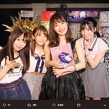 "SKE48""卒業""したはずの松村香織 「契約解除届け出してない」発言に反響"