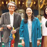 【映画コラム】認知症の父と家族との7年間を描いた『長いお別れ』