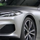 公開直前の美しすぎる4ドアクーペ「BMW 8シリーズ グランクーペ」をキャッチ