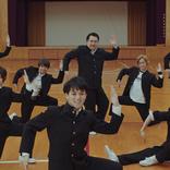 Travis Japan 広告初登場、小手伸也とフォーメーションダンスを披露