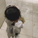 水嶋ヒロ、妻・絢香の定期検診に家族で同行