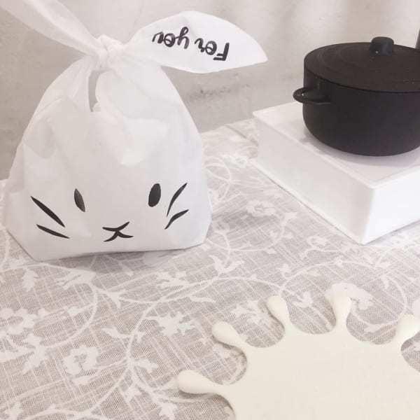 【ウサギ】モチーフのアイテム