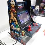 『バーガータイム』『空手道』『B-WINGS』などデータイーストのゲームが34種類遊べる『レトロアーケードLL』に心が震える:東京おもちゃショー2019