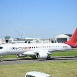三菱航空機、「SpaceJet M100」の売買協議で覚書 北米の顧客と15機
