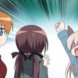 TVアニメ『 ストライクウィッチーズ 501部隊発進しますっ! 』第9話「501飛べなくなります?」【感想コラム】