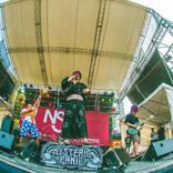 ヒステリックパニック、ロックフェス『FREEDOM NAGOYA』のステージでアルバム発売を発表