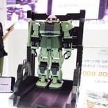プログラミングで動かせるザクが完成するSTEM教育ロボットキット『ZEONIC TECHNICS』:東京おもちゃショー2019