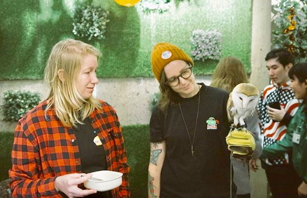 OWL NEST CAFE フクロウの巣カフェ