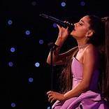 アリアナ・グランデ、ステージで涙を流した翌日にファンへメッセージ「人間らしさを受け止めてくれてありがとう」