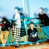 04 Limited Sazabys、新曲「Montage」がドラマ『TWO WEEKS』OP曲に!