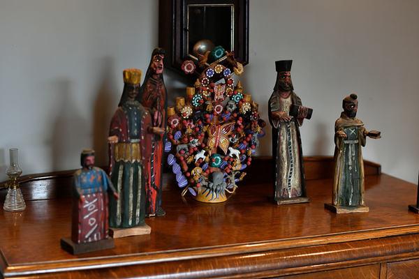 メキシコの民芸品