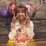 AKB48加藤玲奈、誕生日を報告し反響 メンバーからのお祝いコメントも話題