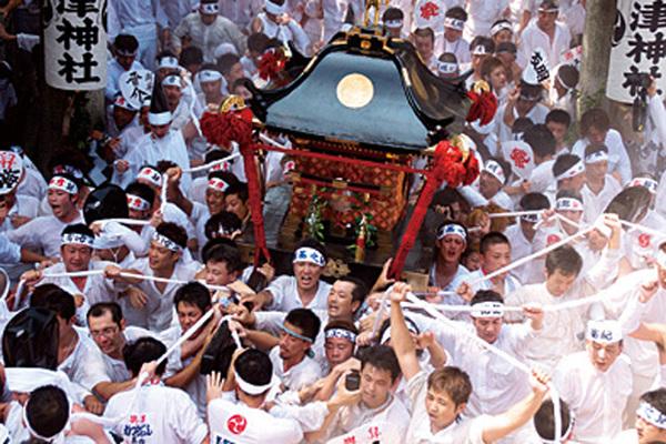 焼津神社大祭「荒祭」