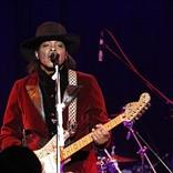 """<ライブレポート>ザ・タイムの元メンバー、ジェシー・ジョンソンが大阪に降臨 """"ギター・レジェンド""""にファン歓喜"""
