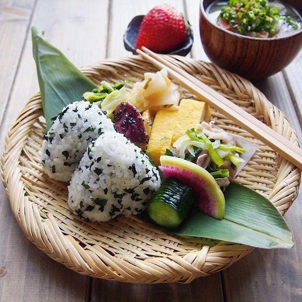 天ぷら 献立 ご飯物4