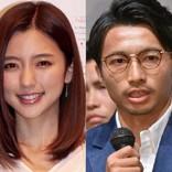 真野恵里菜&柴崎岳、ウエディングショット公開 ハロプロメンバーらも祝福